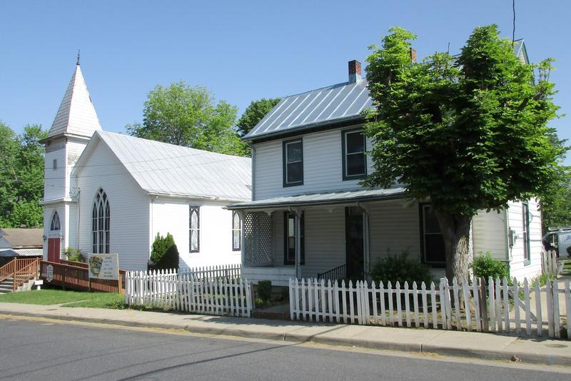 The Bethel AME Church and Dallard-Newman House Historic District.