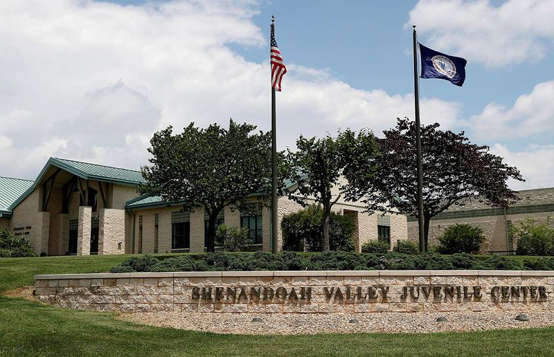Shenandoah Valley Juvenile Center