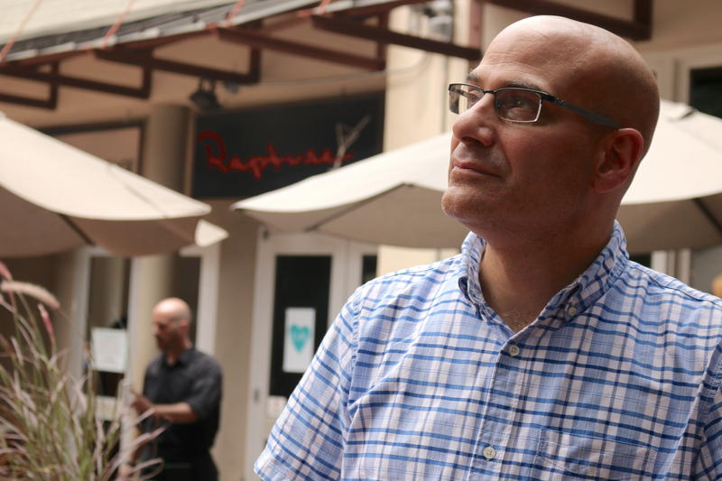 Mike Rodi owns Rapture, a restaurant and night club on Charlottesville's pedestrian mall. As of Thursday, he was planning to stay open for the weekend.