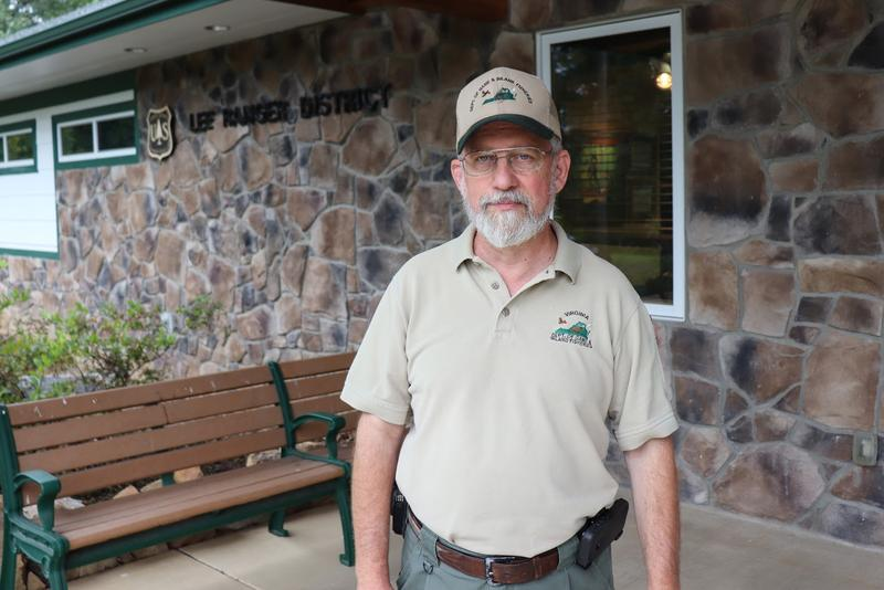 Fred Frenzel is the Virginia Department of Game and Inland Fisheries district biologist for Fauquier, Frederick, Clarke, Shenandoah and Warren counties. His office is in the U.S. Forest Service office in Edinburg.