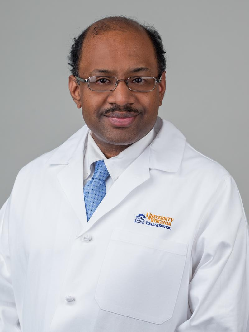 Dr. Jayakrishna Ambati is the director of the Center for Advanced Vision Science at UVA, and is the 2018 David F. Weeks award winner for his work on age-related macular degeneration.