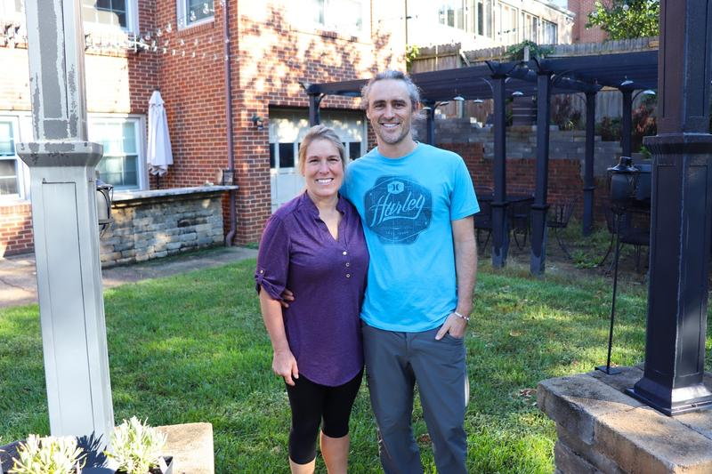 For years Teresa and Ritter Clevenger and their children hosted a haunt at their home on Ott Street in Harrisonburg.