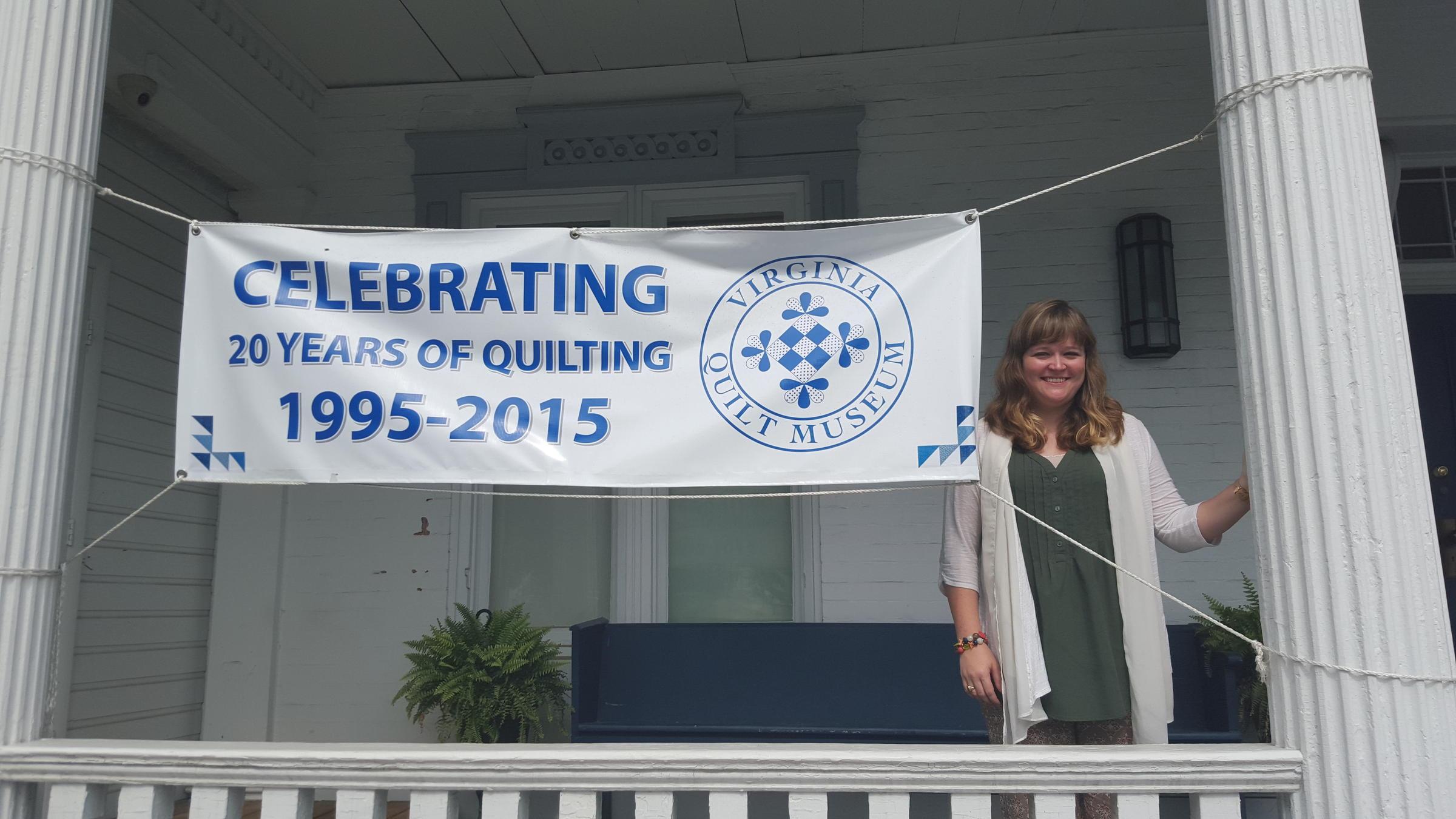 Virginia Quilt Museum Celebrates 20 Years | WMRA and WEMC : va quilt museum - Adamdwight.com