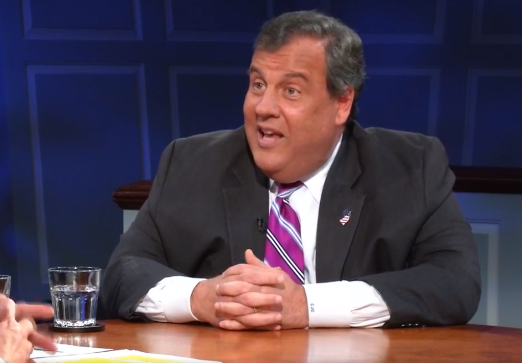 Chris Christie Visits the Miller Center | WMRA and WEMC
