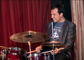 Drummer Keith Hall