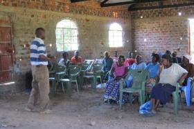 Voter Education Session