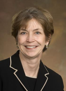 Albion College President Donna Randall