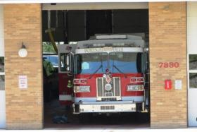 Portage Central Fire Station