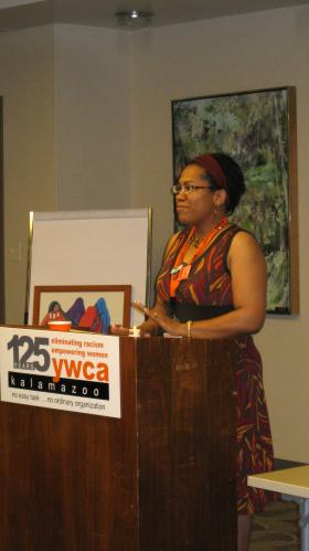 Cheree Thomas, Senior Director of Programs at YWCA
