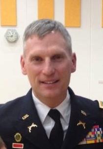 Interim Battle Creek Police Chief Jim Blocker