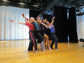 "Wellspring: Cori Terry & Dancers perform ""Give and Take Away"""