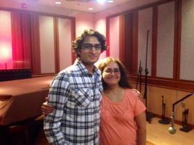 Rohan and Sujatha Krishnamurthy