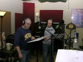 "Recording ""Shalbatana Solstice"" in Kalamazoo"