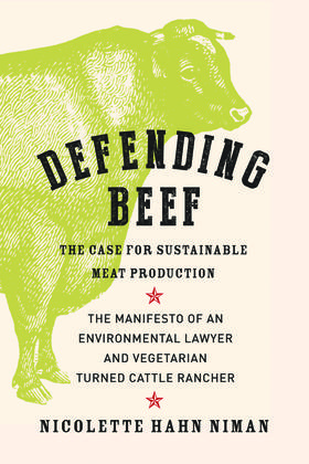 Defending Beef cover