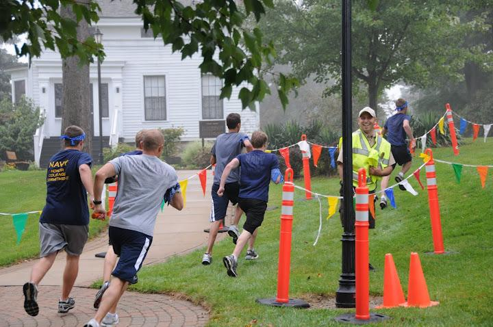 2011 Kazoo Area Foot Chase