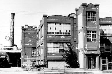 The Gibson Guitar Factory in 1984
