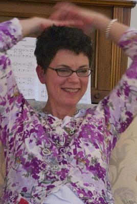 Poet Gail Martin