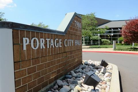 Portage City Hall - file photo
