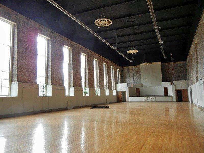 This space will become an art gallery