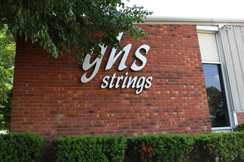 GHS Strings is headquarted in Battle Creek, MI