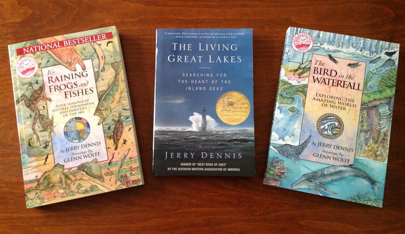 Books by Jerry Dennis
