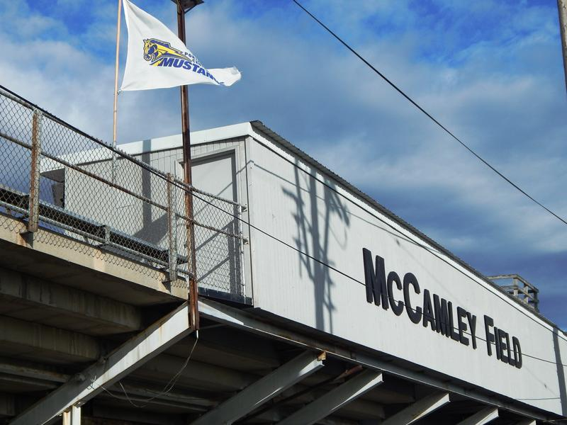 McCamly Field (file photo)