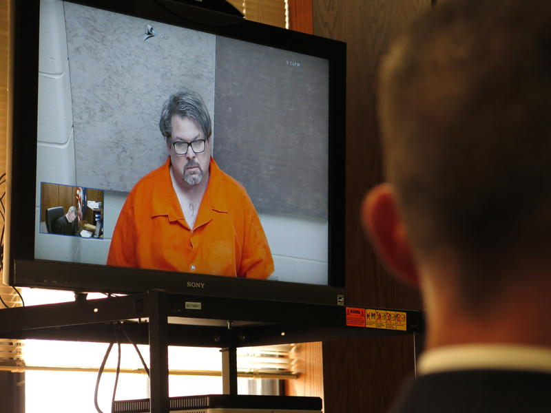 File photo of Jason Dalton, accused of February 20, 2016 mass shooting in Kalamazoo