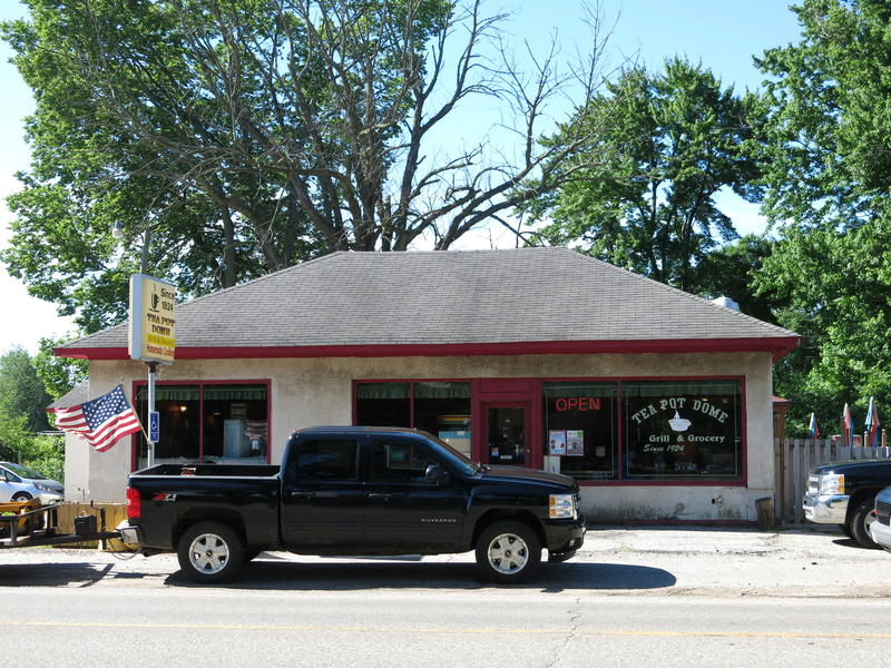 The Teapot Dome restaurant in 2016