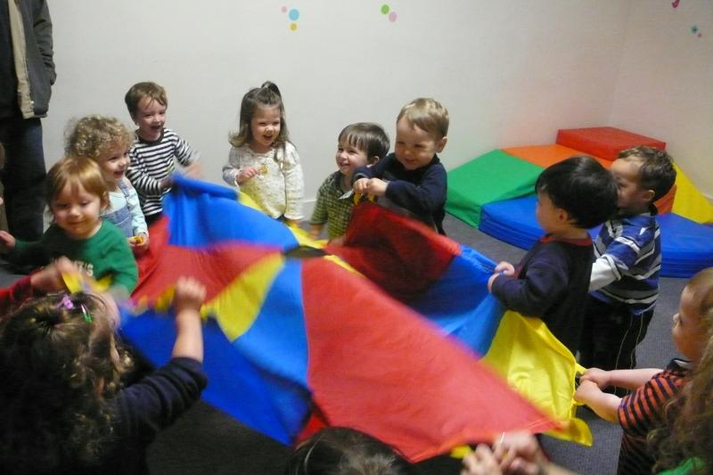 Children at a Day Care Center - file photo