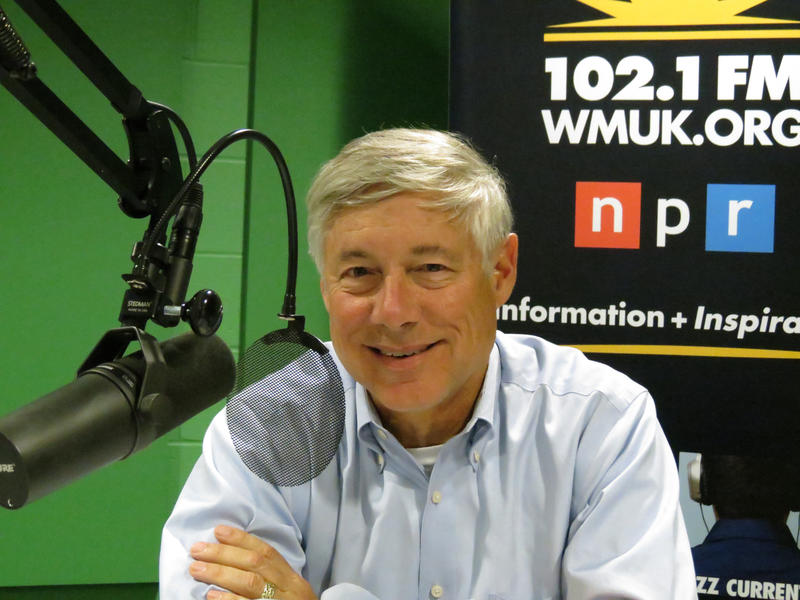 Congressman Fred Upton - file photo