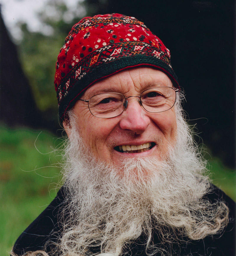 Composer Terry Riley