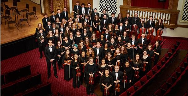 ... the season-opening concert of the Kalamazoo Junior Symphony Orchestra, set for Sunday at 4 pm in Chenery Auditorium. He tells Cara Lieurance that he has ...