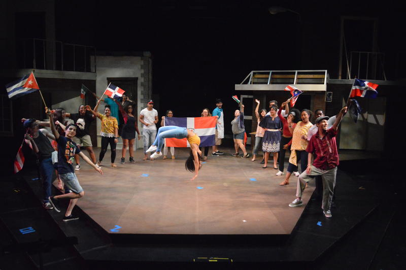 Kalamazoo College performs 'In The Heights'
