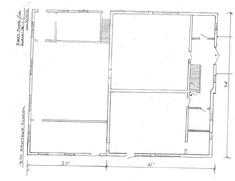 Blueprint of the school (final)