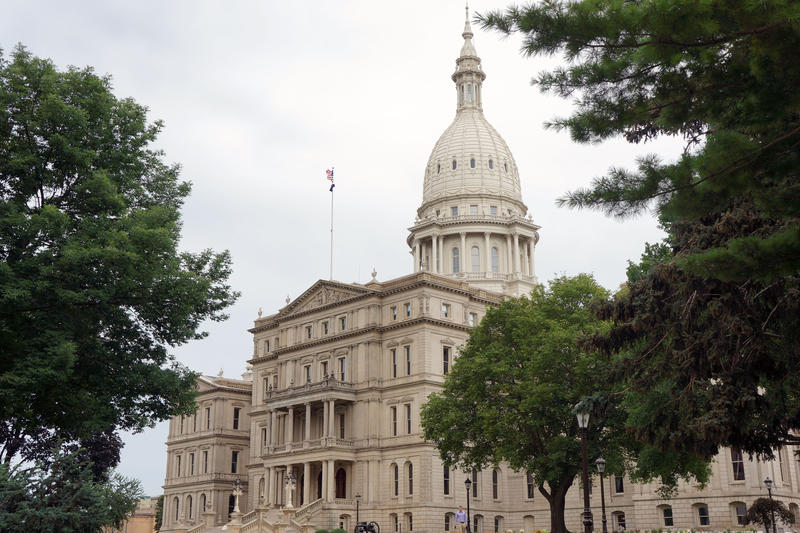 State Capitol - file photo