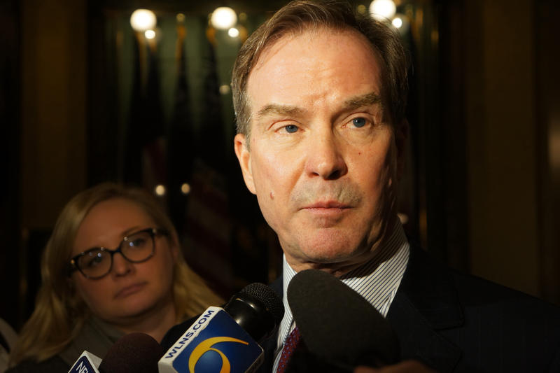 Attorney General Bill Schuette - file photo