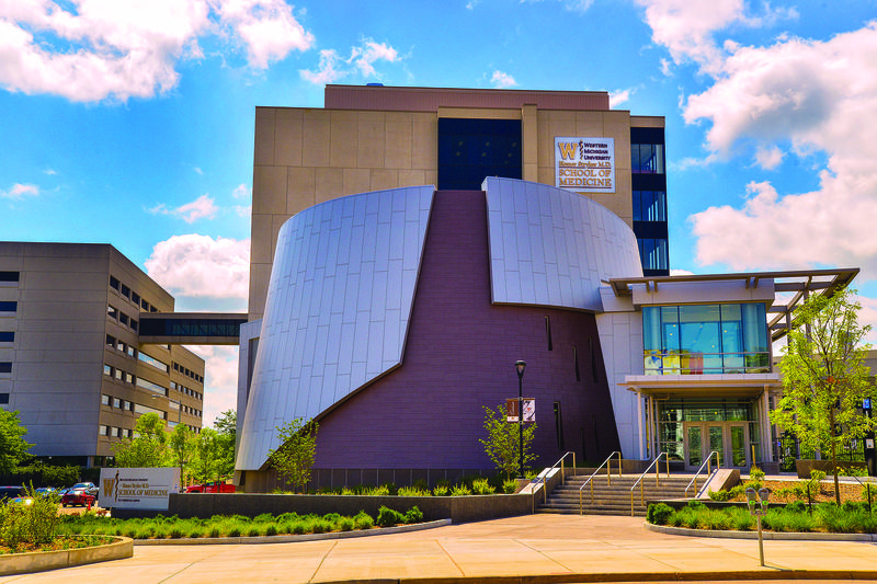 Western Michigan University Homer Stryker M.D. School of Medicine - file photo from WMU University Relations