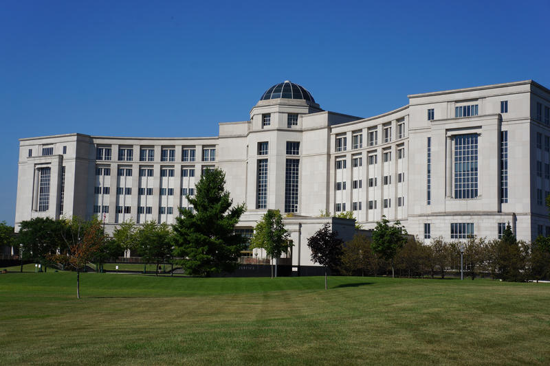 Michigan Supreme Court Building - file photo