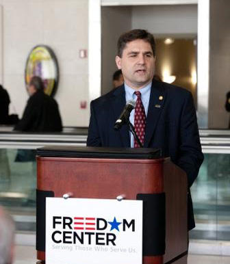 State Senator Patrick Colbeck Announcing Campaign for Governor - file photo