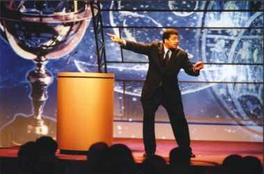 Neil deGrasse Tyson on Racism, Space & Global Warming