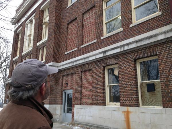 Preservationist Roger Parzyck on WMU's East Campus