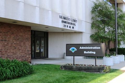 Kalamazoo County Administration Building - file photo