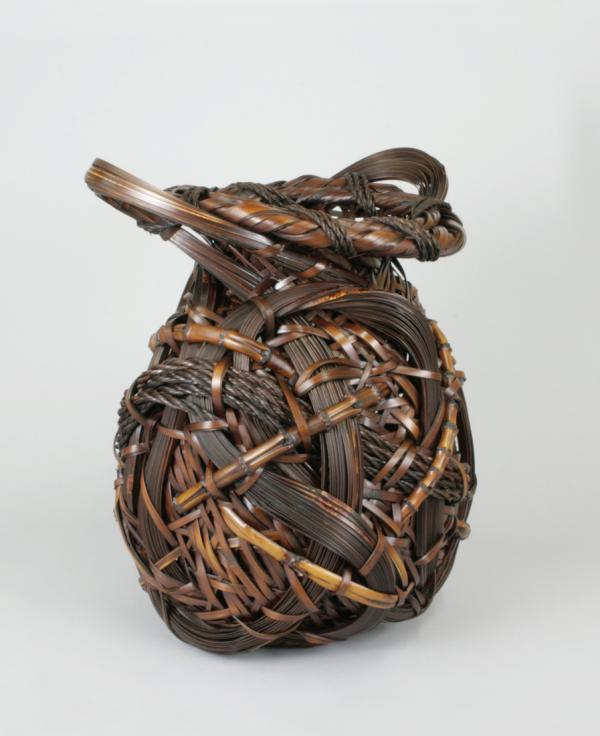 One of Shohaku Yufu's baskets