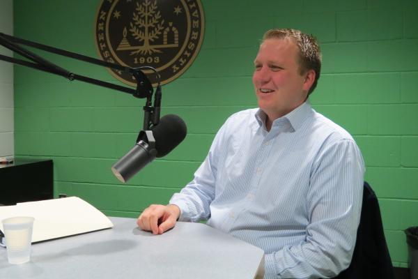 State Representative Aric Nesbitt