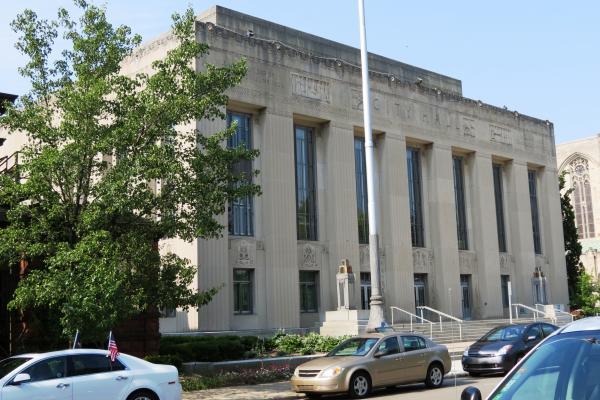 Kalamazoo City Hall - file photo