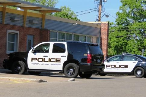 Western Michigan University Police - file photo