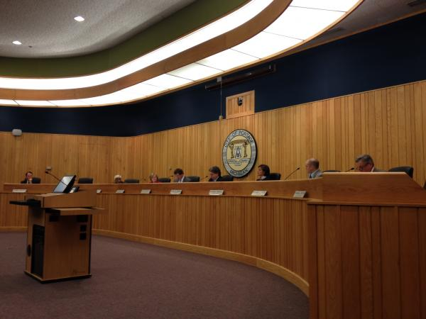 The Portage City Council meets on April 15, 2014