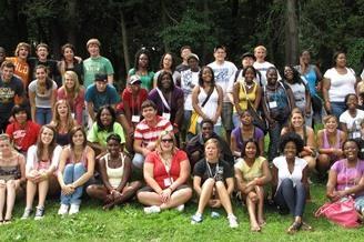 Class of Seita Scholars at Western Michigan University