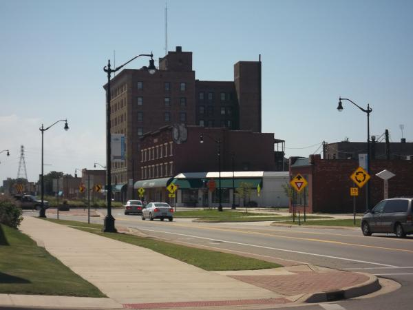 Benton Harbor is one of 17 communities in Michigan at some point in the Emergency Manager process