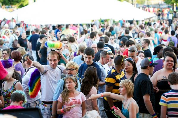 Kalamazoo Pride Festival - file photo
